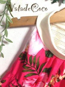 他の写真3: ココラーさんのハワイアンワンピース(ピンクハイビスカス)