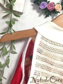 他の写真1: ココラーさんのハワイアンワンピース(赤ハイビスカス)
